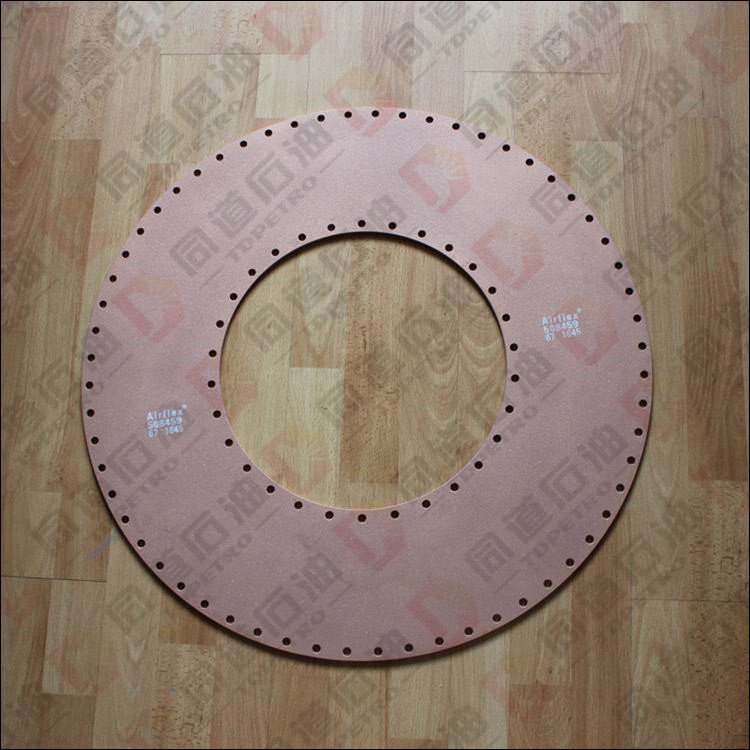508459 Copper Friction Disc